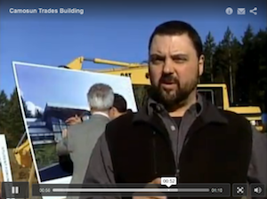 Camosun College Centre for Trades Education and Innovation _ John Gauld Ryan Zumach